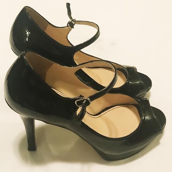 1388d010f80 Marc Fisher Open Toe Platform High Heels. M 5a8b69b33316275f1592d1dd
